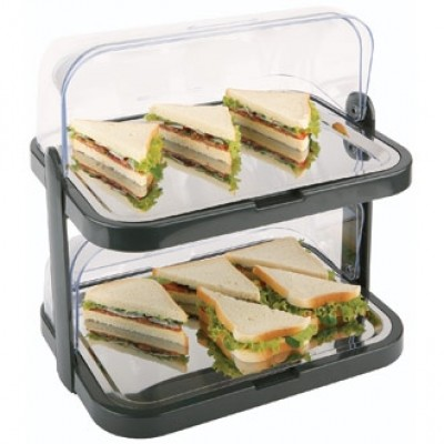 Double Decker Roll Top Cool Plate