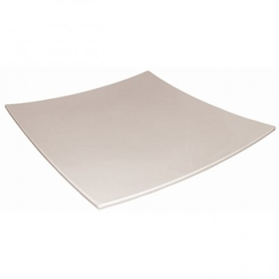 Curved Square Melamine Plate