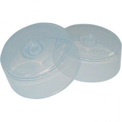 Microwave & Freezer Proof Plate Covers