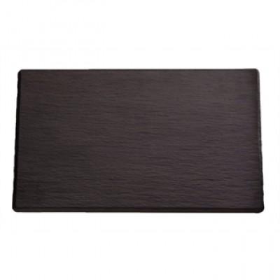 APS Slate Melamine Platter
