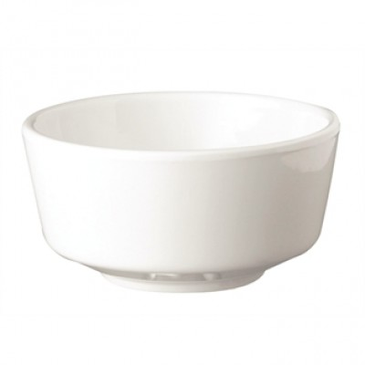 APS Float White Round Bowl