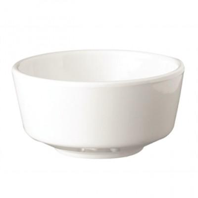 APS Float White Round Bowl