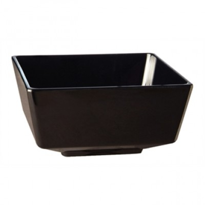 APS Float Black Square Bowl