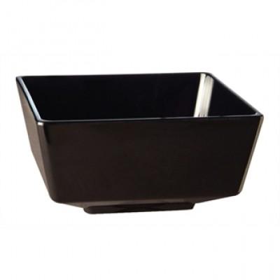 APS Float Black Square Bowl