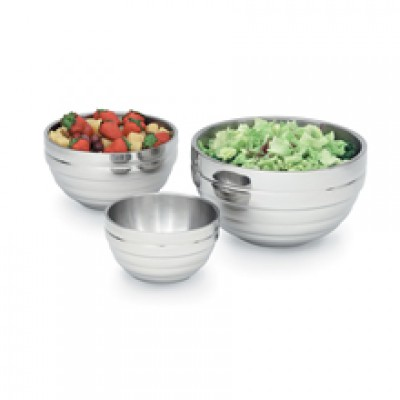 Vollrath Round Beehive Insulated Bowl 1.6L