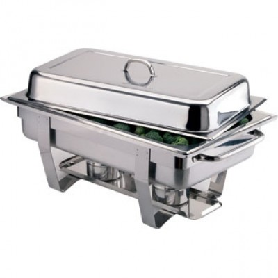 Milan Chafing Dish Twin Pack