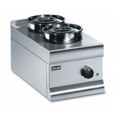BS3 Lincat Dry Heat Bain Marie - With Pots