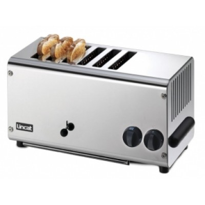 LT6X Lincat Electric 6 Slot Toaster