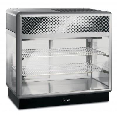 D6R/100B Lincat Rectangular Front Refrigerated Merchandiser
