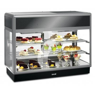 D6R/125B Lincat Rectangular Front Refrigerated Merchandiser