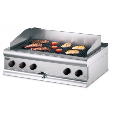 ECG9 Lincat Electric Chargrill