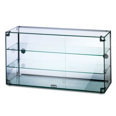 GC39D - Lincat Seal Glass Display Cabinet