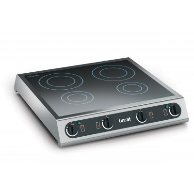 IH42 - Lincat 4 Zone Induction Hob