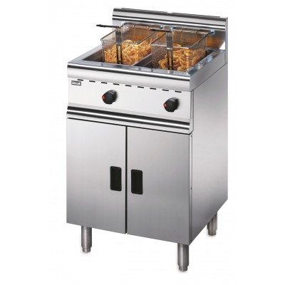 J10/P- Silverlink 600 Twin Tank Fryer