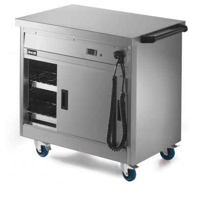 P6P2 Lincat Panther 670 Series Hot Cupboard Plain Top