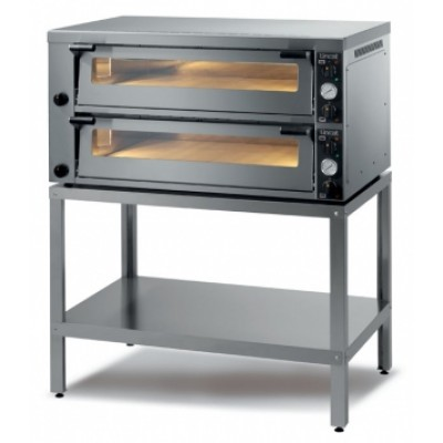 Twin Deck Premium Range Pizza Oven