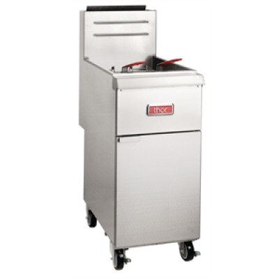 GL165-N Thor 20 Litre Freestanding Natural Gas Fryer