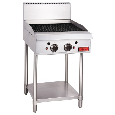 GL170-N Thor Natural Gas Freestanding 2 Burner Chargrill
