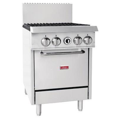 GL172-P  Thor 4 Burner LPG Oven