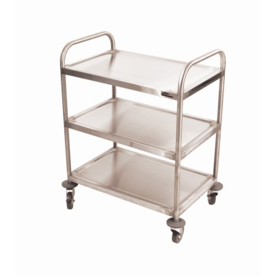 Craven 3 Tier Undercounter Serving Trolley