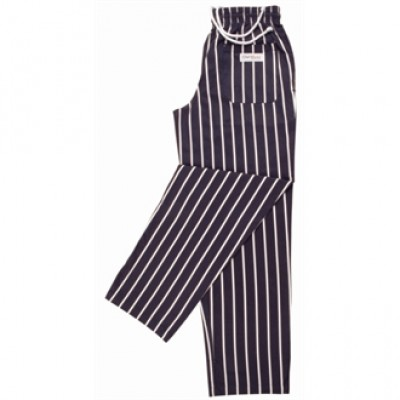 Unisex Easyfit Pants - Butchers Stripe