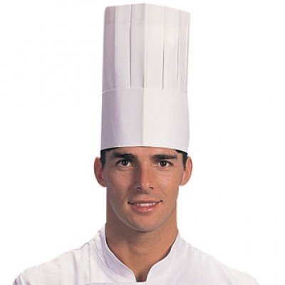 Disposable Chefs Hat