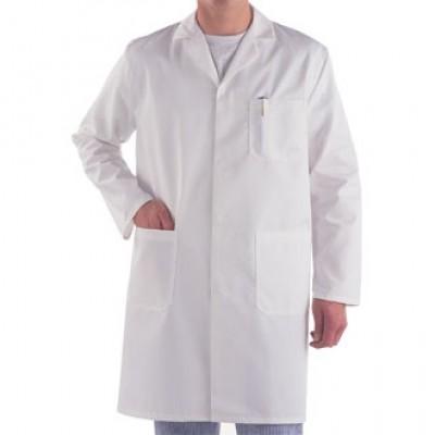 Unisex White Coat
