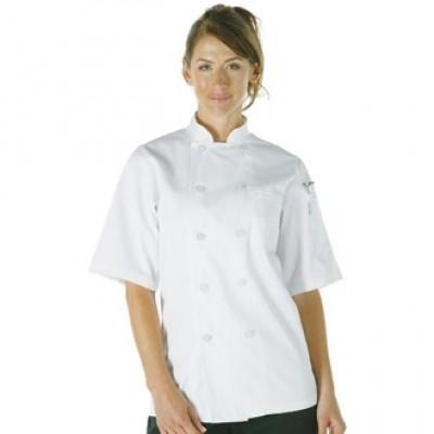 Volnay Chefs Jacket - White