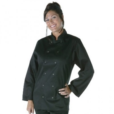 Vegas Chefs Jacket - Black