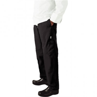 Mens Cargo Trousers - Black