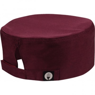 Colour by Chef Works Cool Vent Beanie - Merlot
