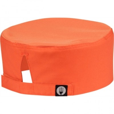 Colour by Chef Works Cool Vent Beanie - Orange