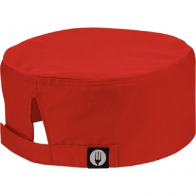 Colour by Chef Works Cool Vent Beanie - Red