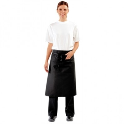 Regular Black Bistro Apron