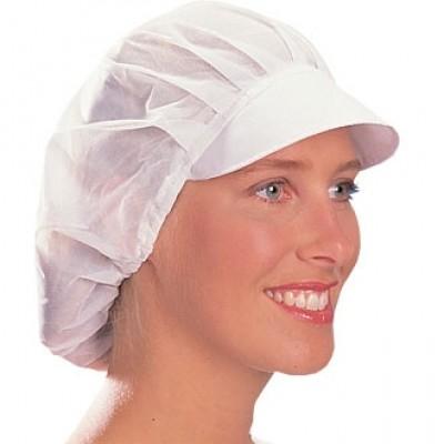 Net Peaked Hat
