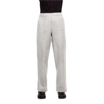 Vegas Black & White Chefs Trousers
