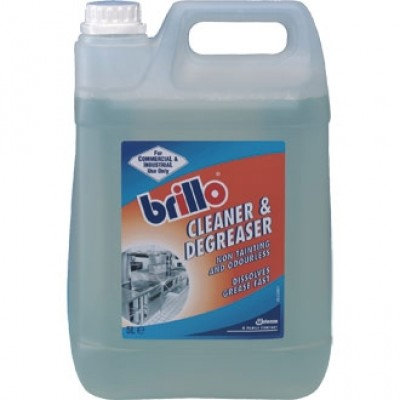 Brillo Cleaner Degreaser