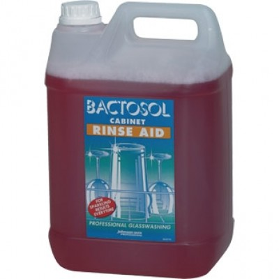 Bactosol Glass Wash Rinse Aid