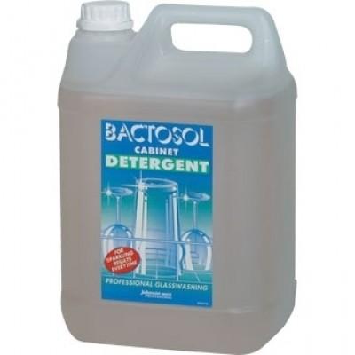 Bactosol Cabinet Glasswash Detergent