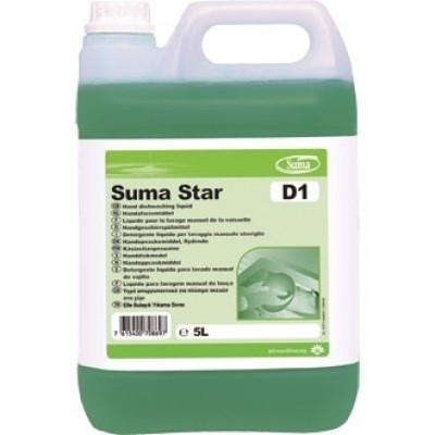 Suma Star D1 Washing Up Liquid