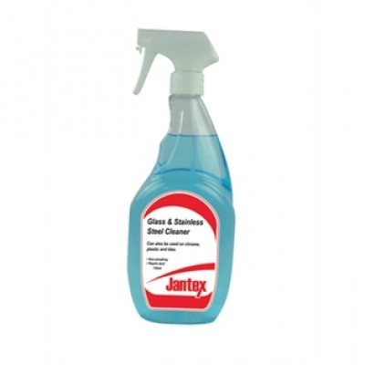 Jantex Glass & Stainless Steel Cleaner