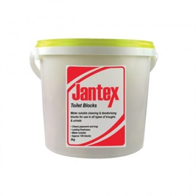 Jantex Toilet Blocks