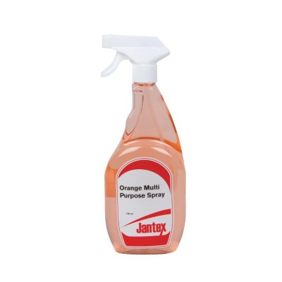 Jantex Orange Based Citrus Cleaner and Degreaser