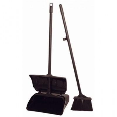 Jantex Lobby Dustpan & Broom