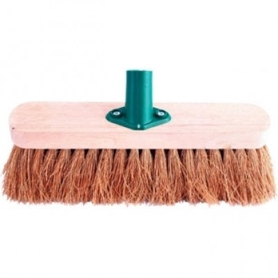 Jantex Wooden Broom Head