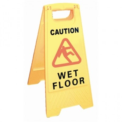 Jantex Wet Floor Sign