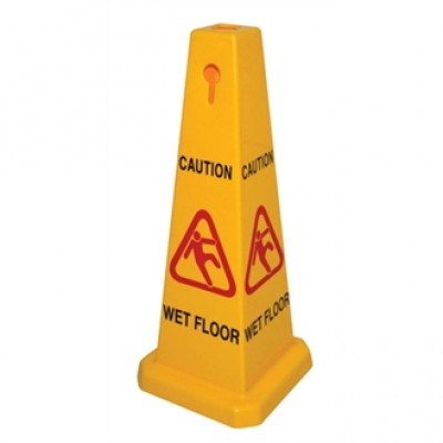 Jantex Cone Wet Floor Sign