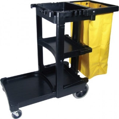 Rubbermaid Cleaning Trolley