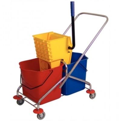 Jantex Dual Bucket Mop Wringer