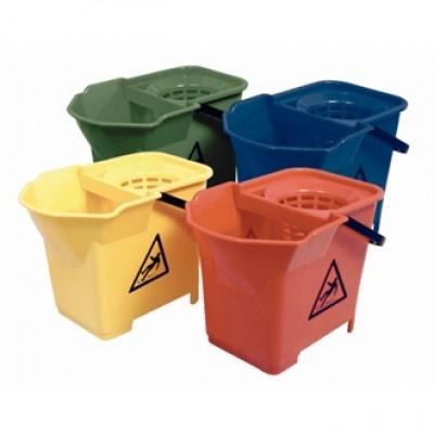 Jantex Colour Coded Mop Bucket